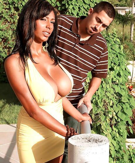 Big Black Tits sex