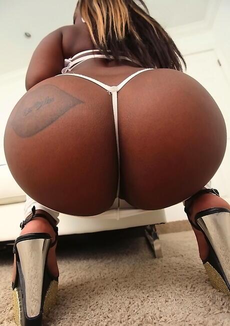 Close Up Ebony sex