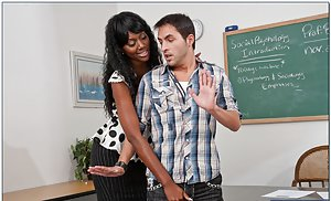 Teacher sex