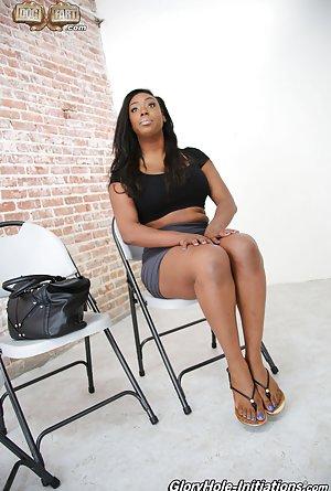 Ebony Milf sex